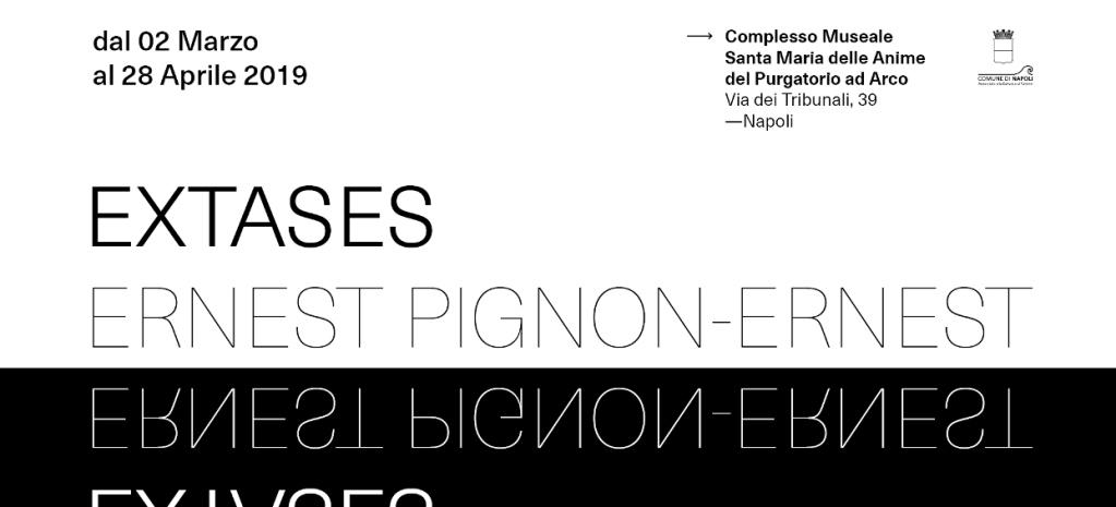 Ernest Pignon-Ernest EXTASES