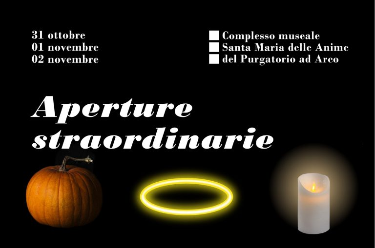 Read more about the article Aperture speciali per i defunti